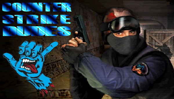Counter Strike Dudes